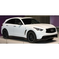Charge cables and charge stations for INFINITI FX