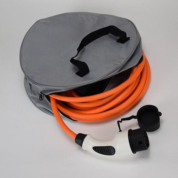 Soolutions Opbergtas voor laadkabels voor elektrische voertuigen