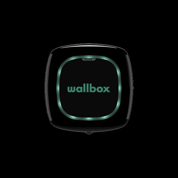 Wallbox Pulsar Plus Typ 2 bis max. 32A, 3 Phasen | schwarz und weiß