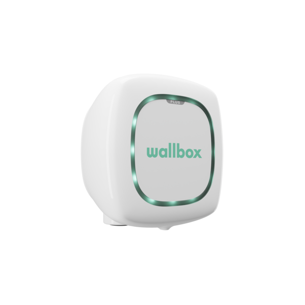 Wallbox Pulsar Plus type 2 to max 32A, 3 phases | black and white
