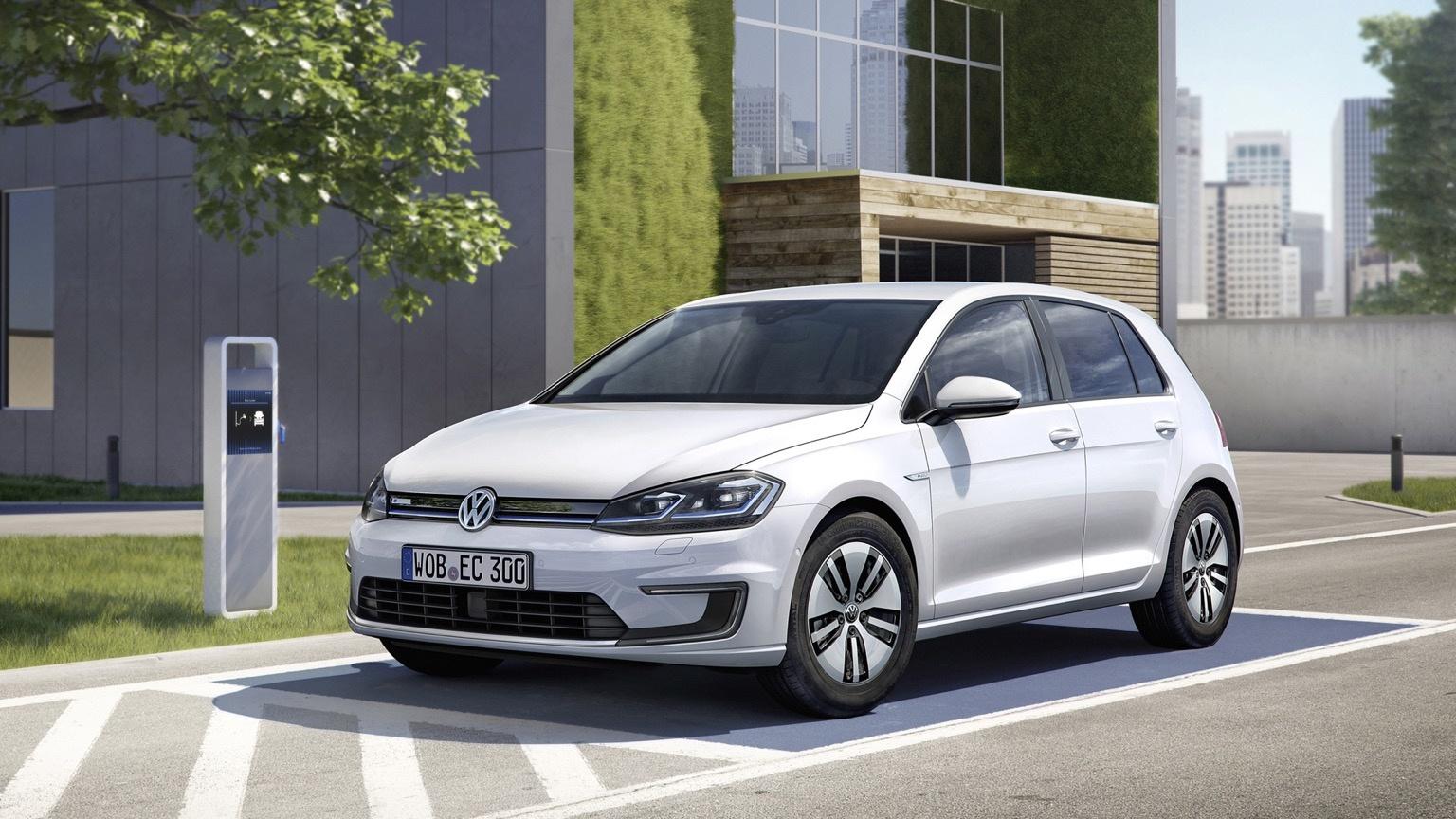 Elektrische auto onder de loep: Volkswagen e-Golf