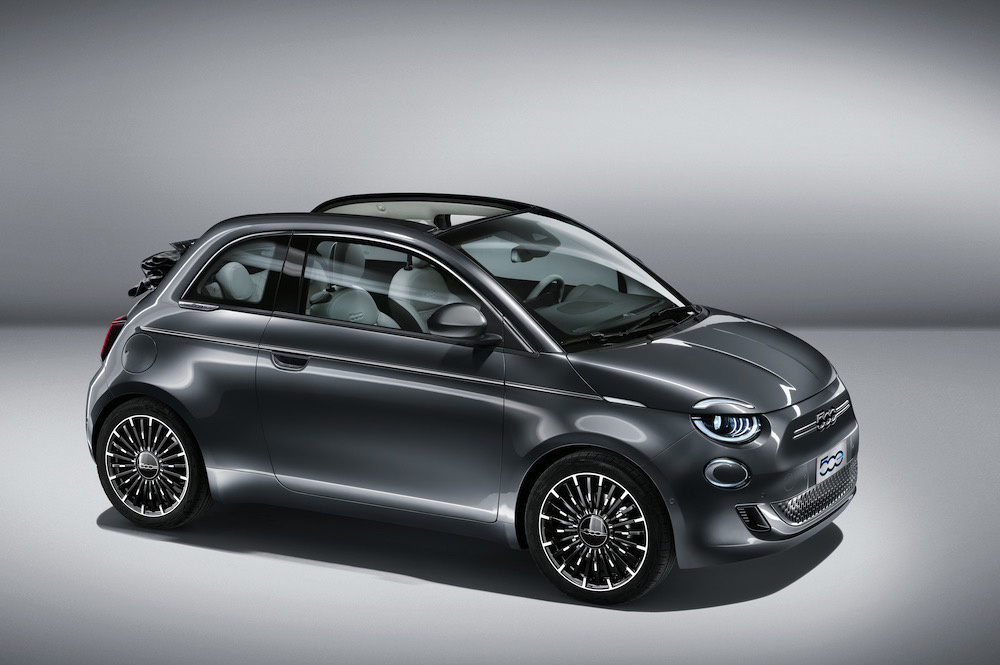 Elektrische auto uitgelicht: Fiat 500e