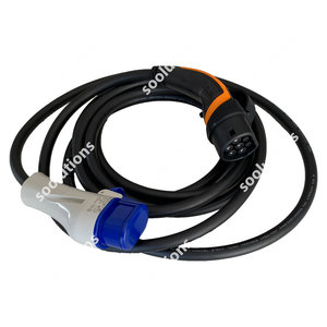 Onitl Type 3 - Type 2 Charge Cable 32A 3 Phase