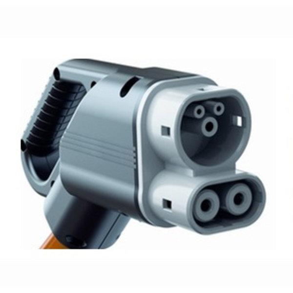 DUOSIDA CCS 2 Steckerhalter für die Wandinstallatio