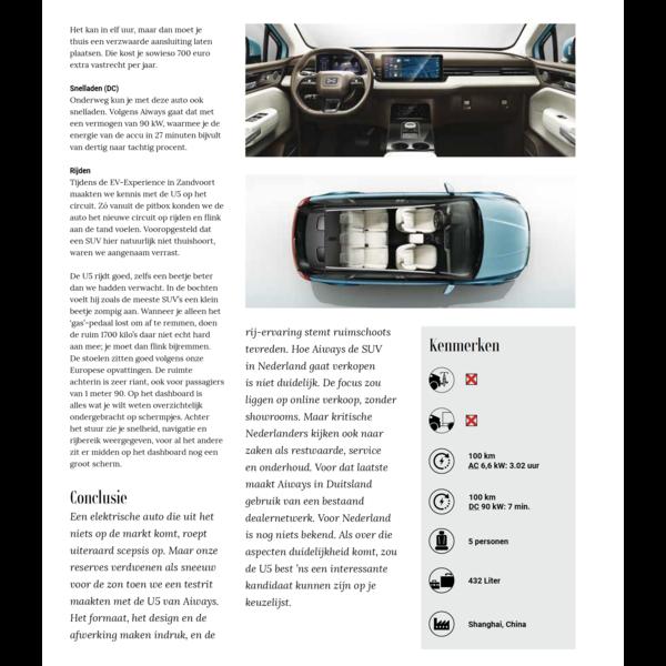 Annuaire EV 2021 néerlandais