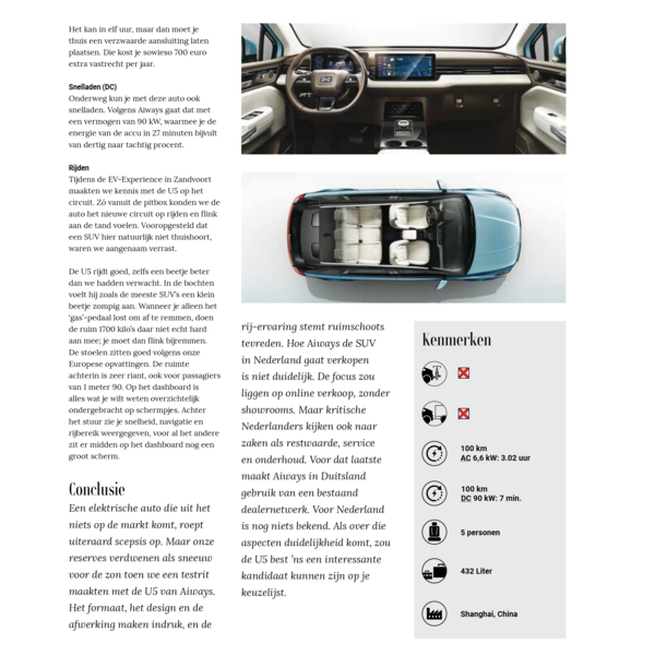 EV Jahrbuch 2021 Niederländisch