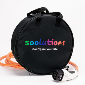Soolutions Sac de câble de charge