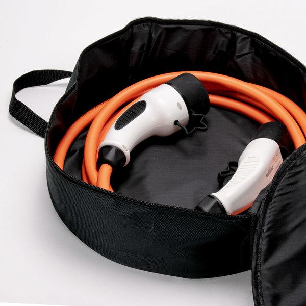 Soolutions Sac de rangement pour câble de recharge véhicule électrique