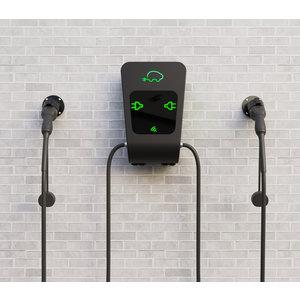 CTEK Chargestorm-Connected 2 avec deux câbles fixes de type 2