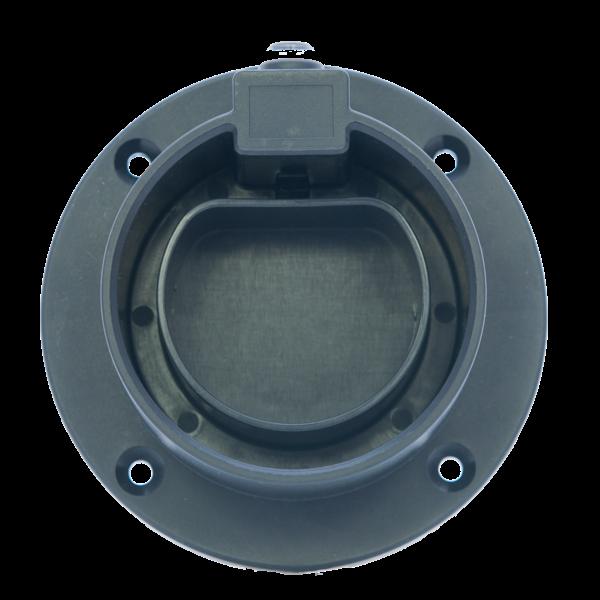DUOSIDA Typ 2 Steckerhalter für die Wandinstallation