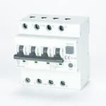 ETEK Disjoncteur à courant résiduel RCCB avec protection contre les surintensités 30mA