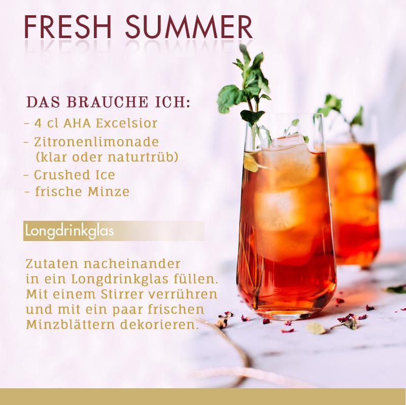 AHA Fresh Summer
