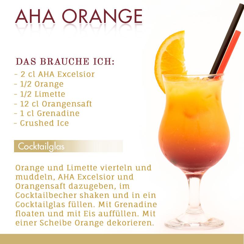 AHA Orange
