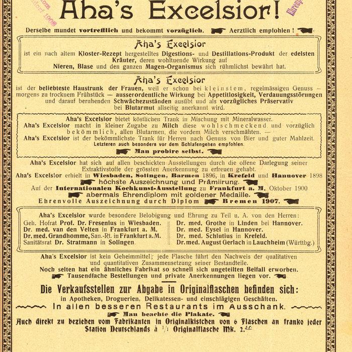 AHA Excelsior