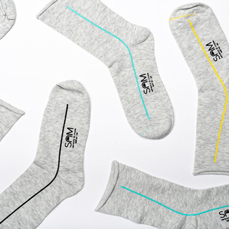 Sensitivity socks, super soft, seamless feeling, non-binding top, easy to put on, organic cotton
