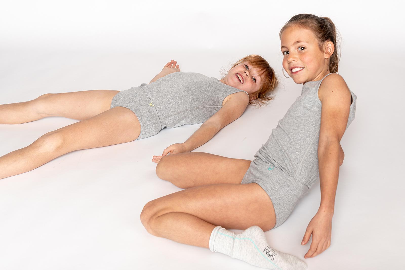 zachte slipjes voor gevoelige meisjes