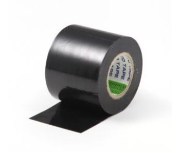 Nitto PVC tape 25m (38x0,15mm) zwart