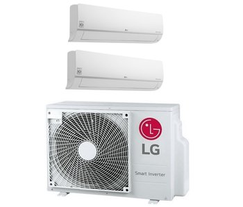 LG LG  Standard Plus Multisplit Set 2x 2,5 kW