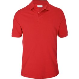 Polo-T-Shirt rot