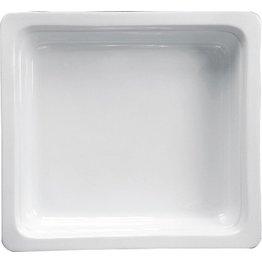 GN-Behälter, Porzellan, 65mm tief 2/3 GN