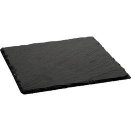 Naturschiefer-Buffetplatte 30x30cm