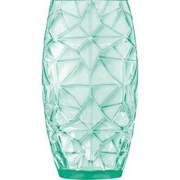 "Glasserie ""Prezioso"" Glas grün transparent 60cl"