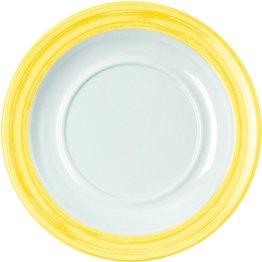 "Tasse untere ""Colour"" Ø14cm Melamin  gelb"
