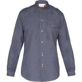 "Kochhemd ""Jeans 1892 California"", vintage black Gr. 62 - NEU"
