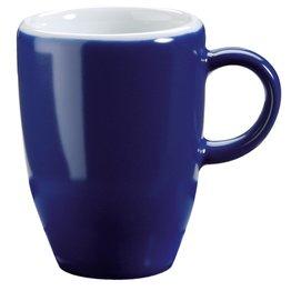 Espressotasse obere blau