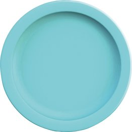 """Teller flach """"Colour"""" Ø24,1cm PBT hellblau"""