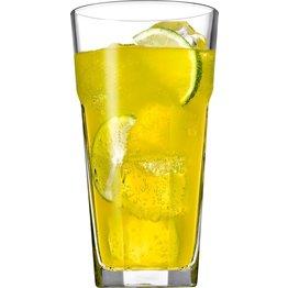 """Glasserie """"Casablanca"""" Longdrinkglas 36,5cl mit Füllstrich - NEU"""