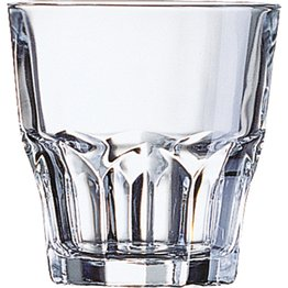 """Glasserie """"Granity"""" Whiskeyglas 20cl - NEU"""