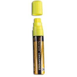 Kreidemarker 7-15 mm gelb