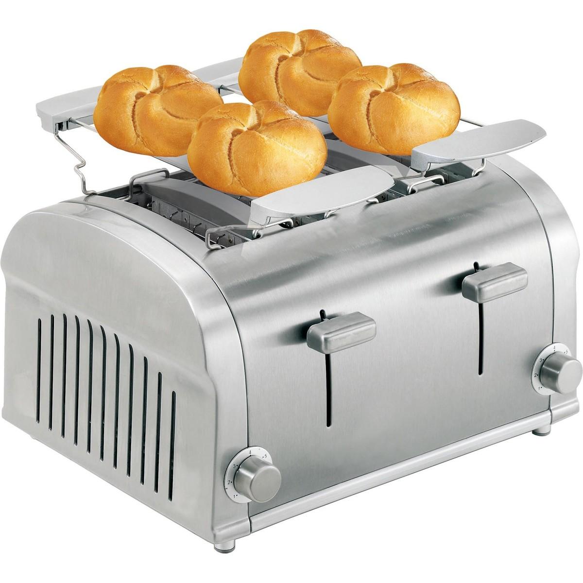 4 Scheiben Toaster