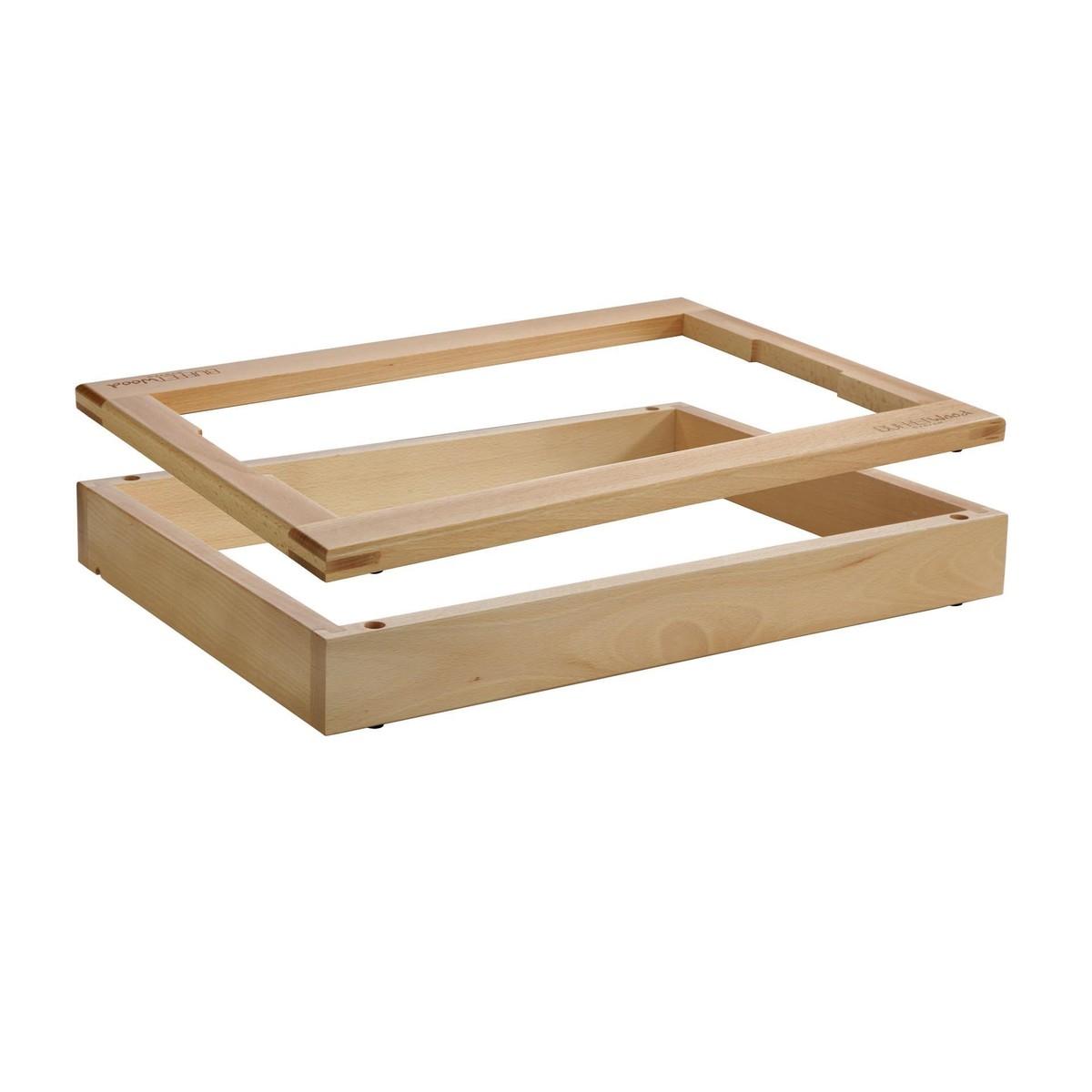 Basiselement + Rahmen 2er-Set, 1/1 GN