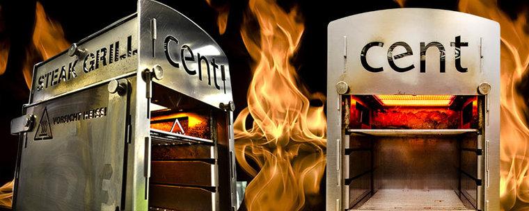 BBQ-800°C-Grill - NEU
