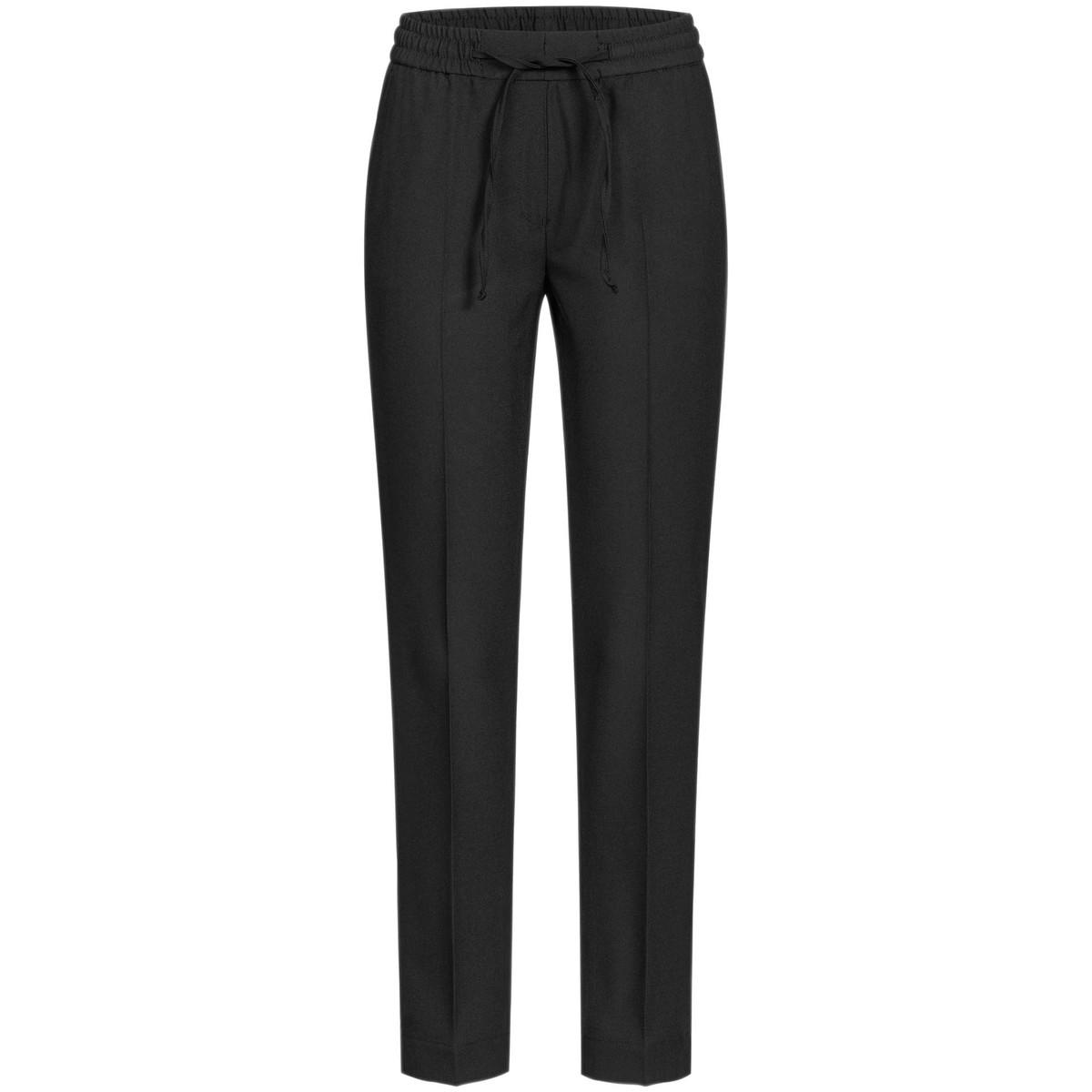 "Damen-Hose ""Joggpants"" schwarz Größe 36"
