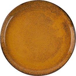 "Porzellanserie ""Spices"" Curry Teller flach Ø20,4cm - NEU"
