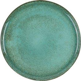 "Porzellanserie ""Spices"" Mint Teller flach Ø27cm - NEU"
