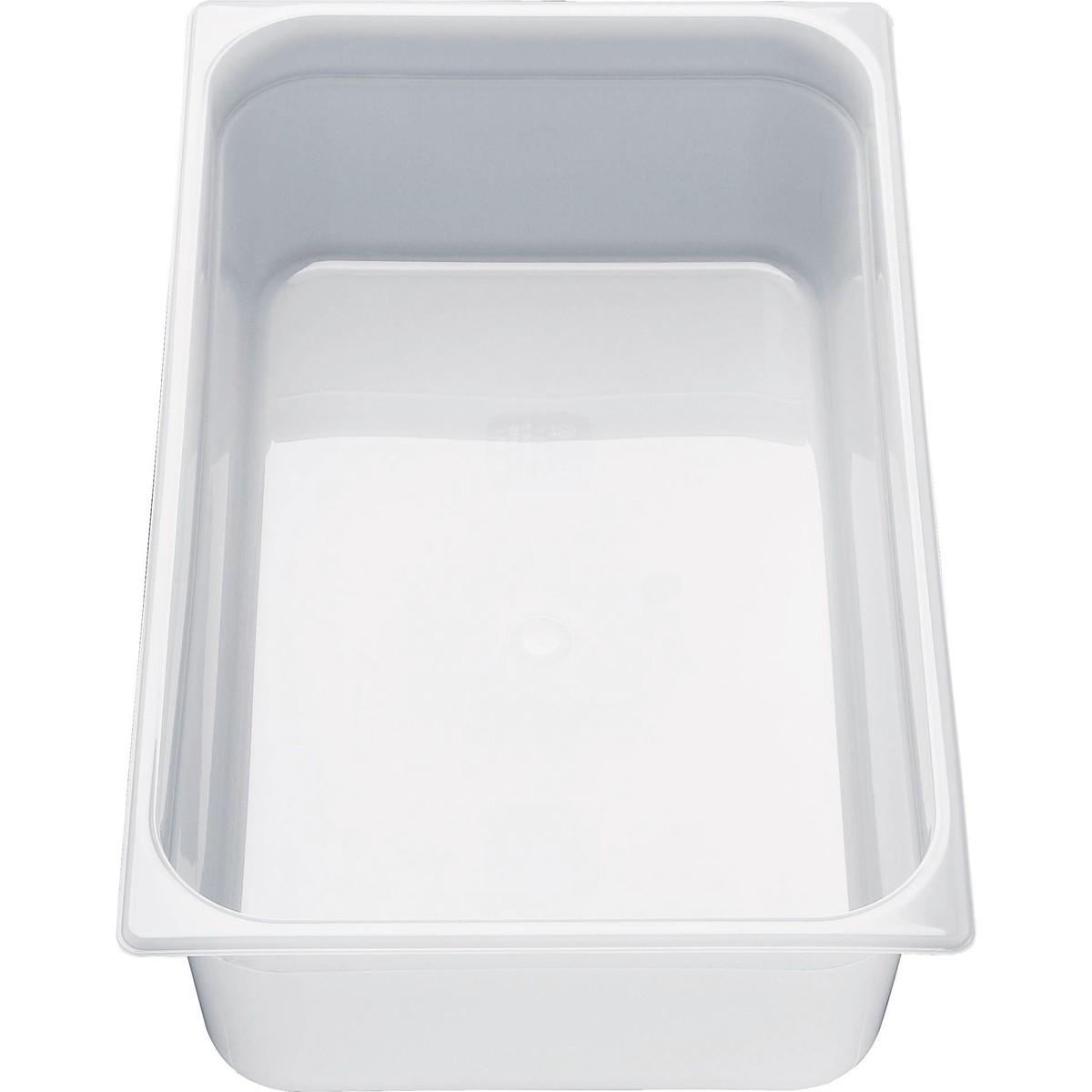 GN-Behälter 1/1 Polypropylen 65mm