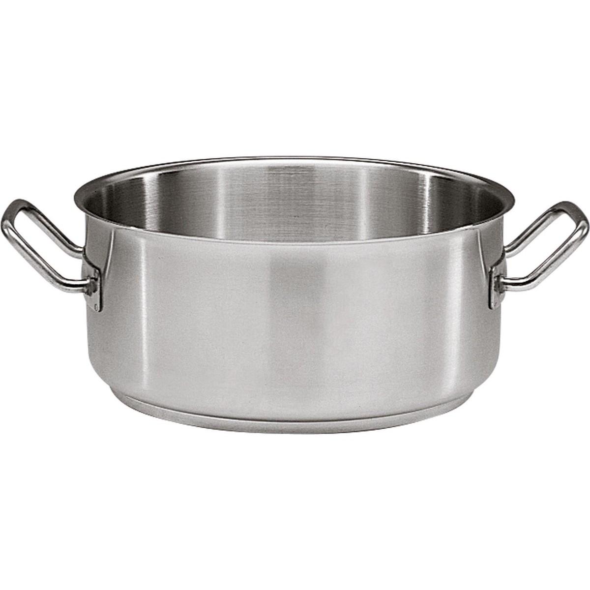 """Bratentopf flach """"Cookmax Economy"""" 24cm"""