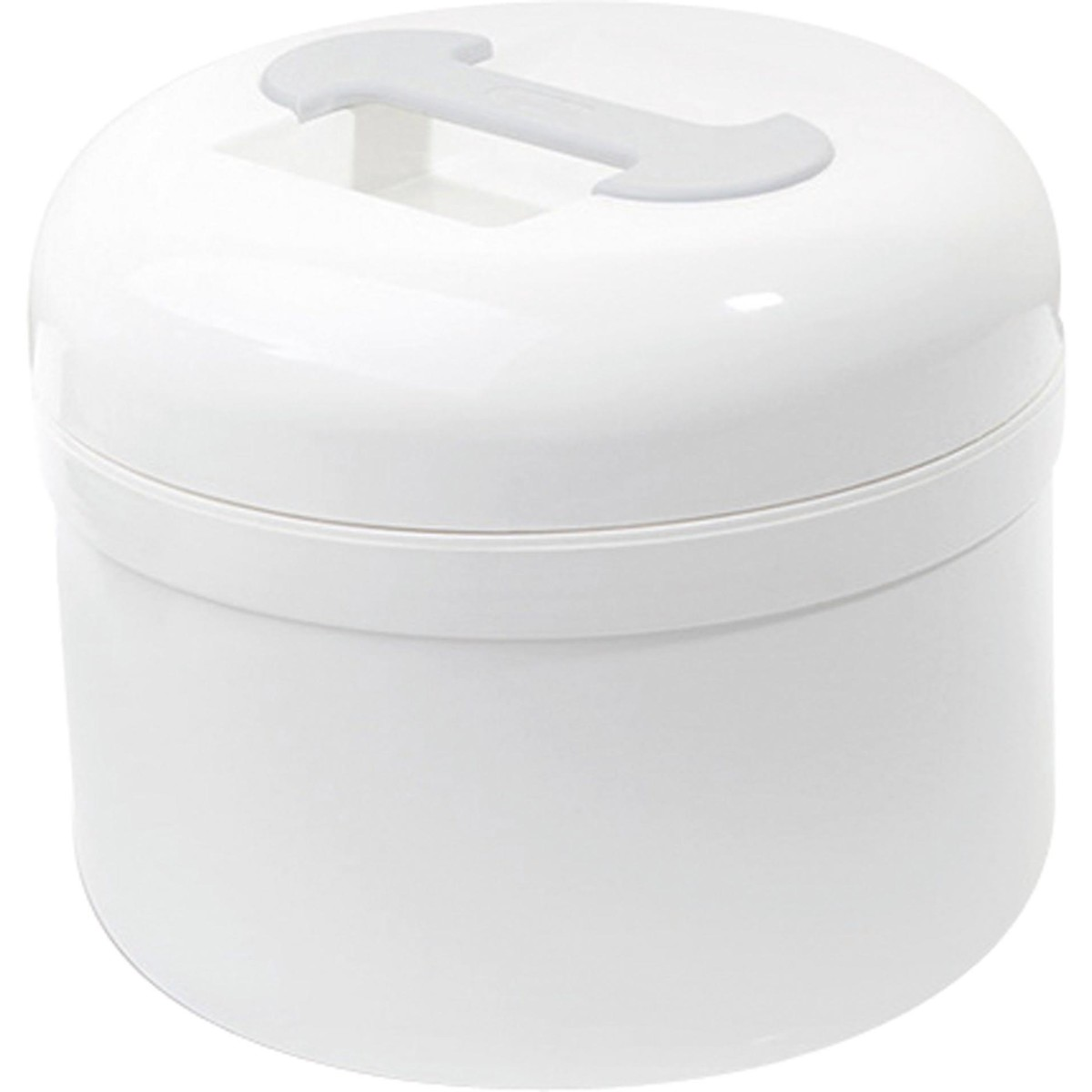 Eisbehälter weiß