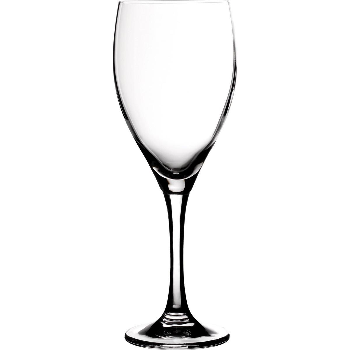 """Glasserie """"Viana"""" Rotweinkelch mit Füllstrich"""