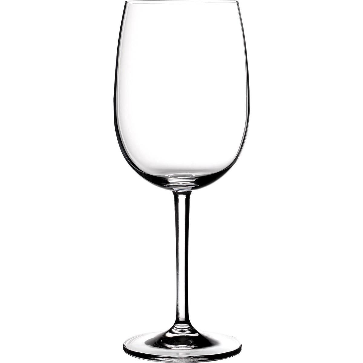 """Glasserie """"Mondego"""" Rotweinkelch mit Füllstrich"""