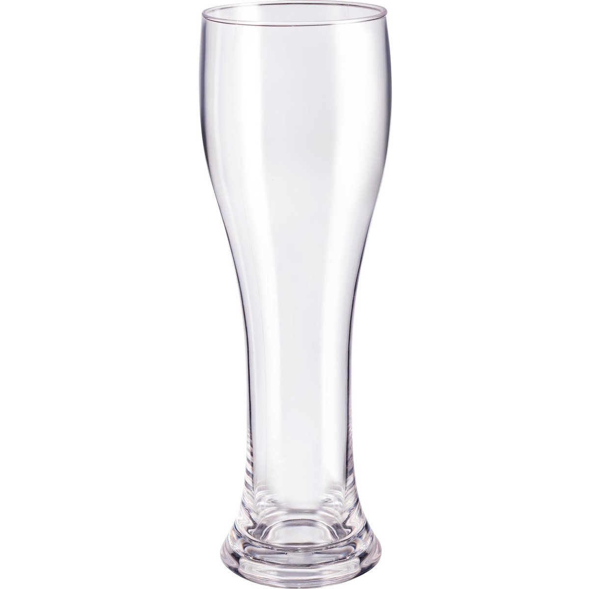 Glasserie Polycarbonat Weizenbierglas, 700 ml