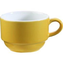 Tasse obere 0,18 L gelb