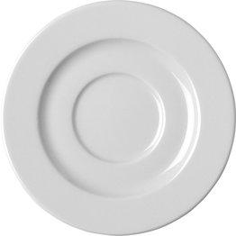 Tasse untere Ø 15 cm weiß