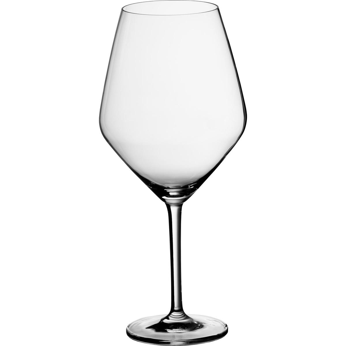 """Glasserie """"Castello"""" Burgunderkelch"""
