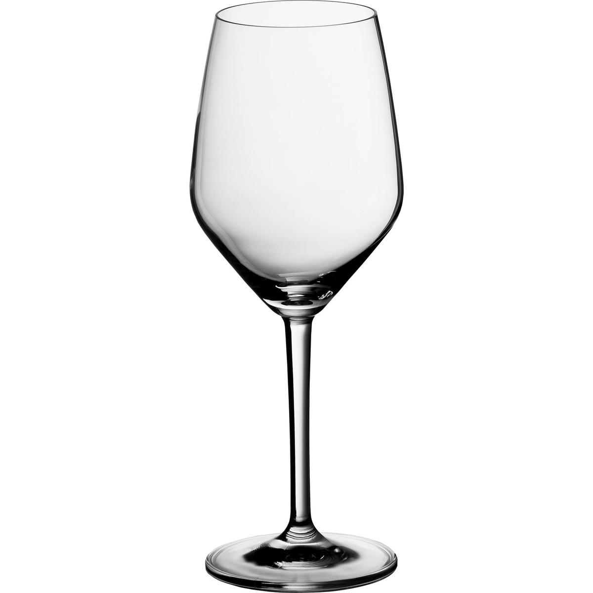"""Glasserie """"Castello"""" Weißweinkelch mit Füllstrich"""
