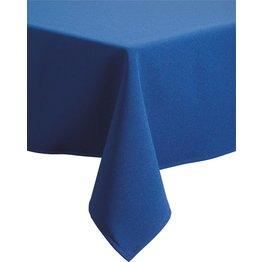 """Tischdecke """"Excaliber"""" 140x140cm marineblau"""